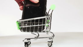 Smartphone продажи сток-видео