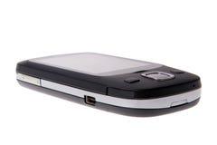 smartphone черни прибора Стоковое фото RF