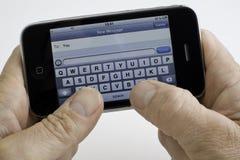 Smartphone Stock Fotografie