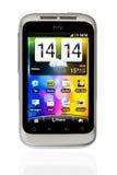 Smartphone Foto de Stock Royalty Free