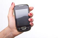 Smartphone Imágenes de archivo libres de regalías