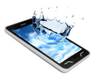 Smartphone Royalty Free Stock Images