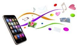 smartphone 免版税库存照片