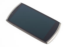 Smartphone. Close-up image of a modern smartphone Stock Photography