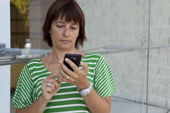Smartphone Fotografering för Bildbyråer