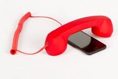 Smartphone Fotografia Stock Libera da Diritti