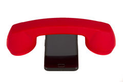 Smartphone Стоковое Изображение RF