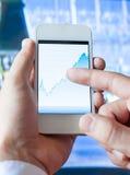 Smartphone Photo stock