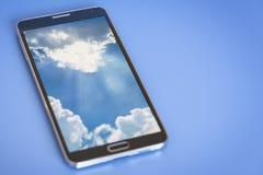 Smartphone  Zdjęcie Royalty Free