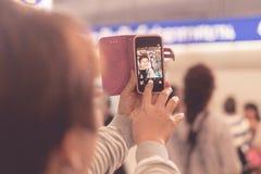 Smartphone Stockbilder