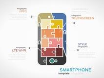 Smartphone Arkivbilder