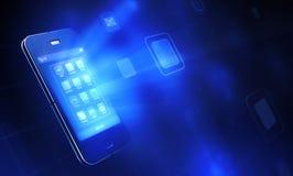 Smartphone Foto de archivo libre de regalías