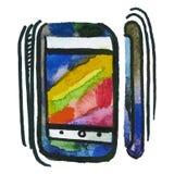 Smartphone 1 Photographie stock