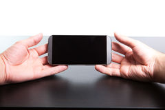 Smartphone Fotografia Stock
