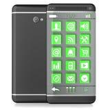 Smartphone Στοκ εικόνες με δικαίωμα ελεύθερης χρήσης