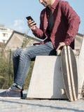 Smartphone Zdjęcie Stock