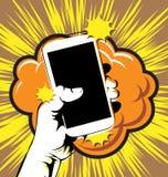 Smartphone Arkivfoton