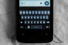Smartphone Στοκ εικόνα με δικαίωμα ελεύθερης χρήσης