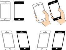 Smartphone Στοκ φωτογραφία με δικαίωμα ελεύθερης χρήσης