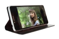 Smartphone Photographie stock libre de droits