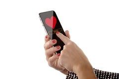 Smartphone Stockfoto