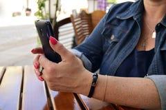 Smartphone Lizenzfreie Stockfotos