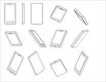 Smartphone Photographie stock