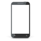 Smartphone with blank screen Stock Photos