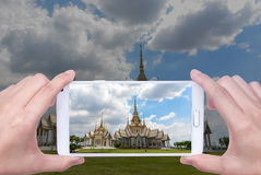 smartphone camera stock photos