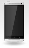Smartphone. A cool looking smartphone, drawn using vector graphics Royalty Free Stock Image