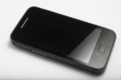Smartphone de la pantalla táctil apagado Fotografía de archivo