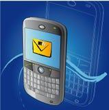 Smartphone del vector Fotografía de archivo libre de regalías