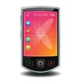 Smartphone di vettore illustrazione di stock
