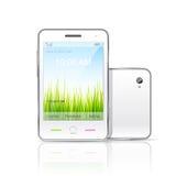 smartphone ekran sensorowy Fotografia Stock