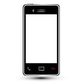 Smartphone frame Stock Images