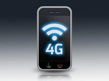 Smartphone 4G Stock Photo