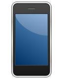 Smartphone generico Fotografia Stock Libera da Diritti