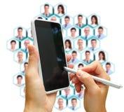 Smartphone. Stock Photography