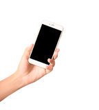 smartphone in a hand Stock Photos