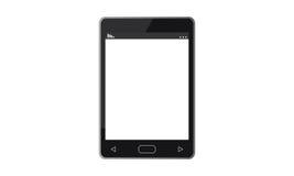 Smartphone ilustrował Fotografia Stock
