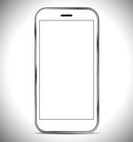 A smartphone Royalty Free Stock Image