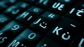 Smartphone Keypad Royalty Free Stock Image