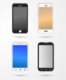 Smartphone kolekcja Obraz Stock