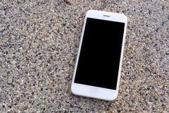 Smartphone-model Royalty-vrije Stock Afbeelding