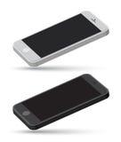 Smartphone modell Arkivfoto