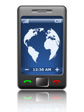 Smartphone moderno Immagine Stock
