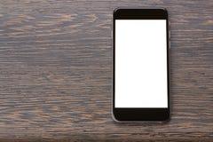 Smartphone moderno Fotografia Stock Libera da Diritti