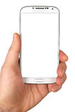 Smartphone novo Imagem de Stock Royalty Free