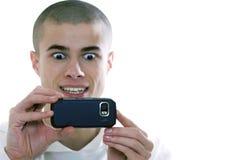 Smartphone novo Imagem de Stock