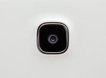 Smartphone o obiettivo del pc della compressa Immagini Stock
